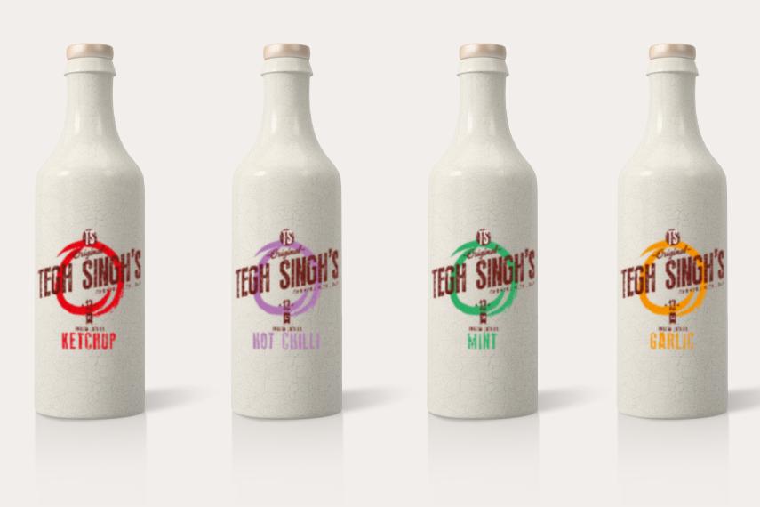 Tegh Singh's Sauce